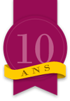 Badge 10 ans