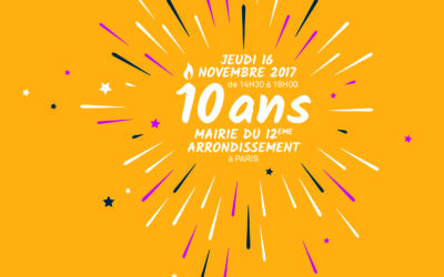 LogiVitae fête ses 10 ans !