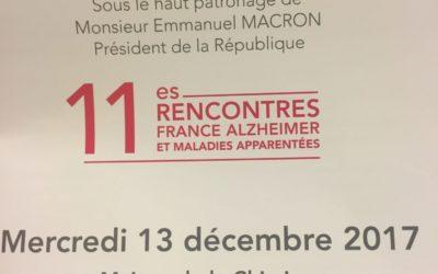 11èmes Rencontres France Alzheimer ou comment choisir son service d'aide à domicile :